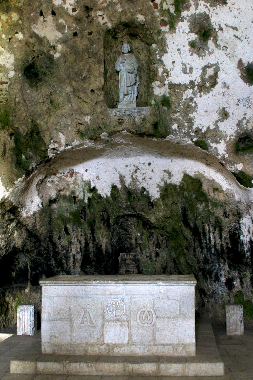 Grotte des Heiligen Petrus in Antakya
