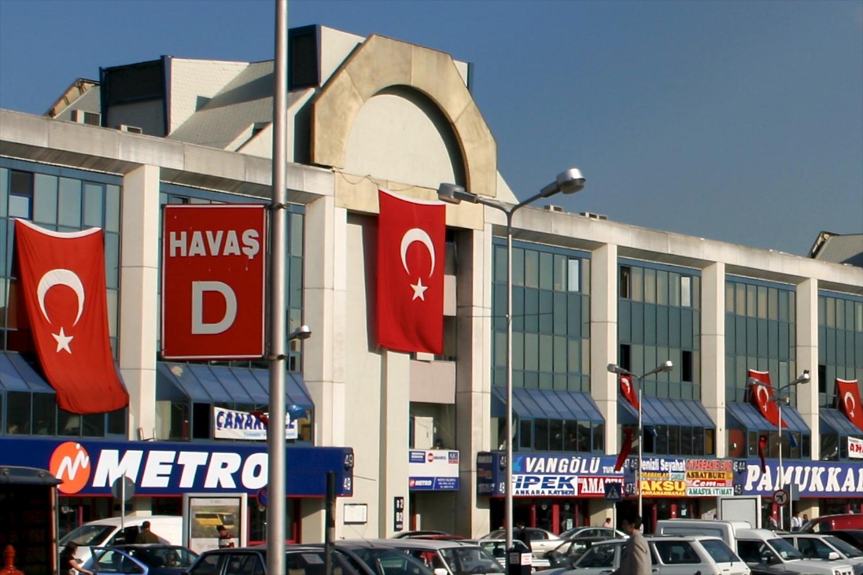 Otogar in Istanbul