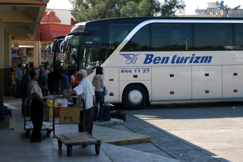 Otogar in Mersin